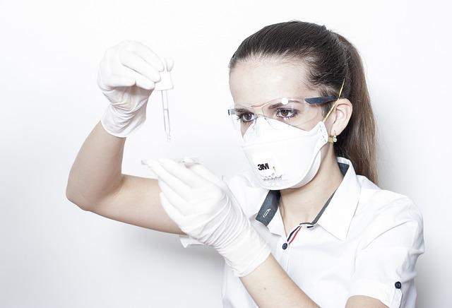 respirátor proti vírusom